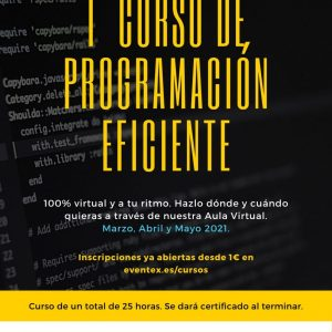 Curso de Programación Eficiente EventEX
