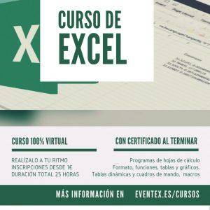 Curso de Excel EventEX