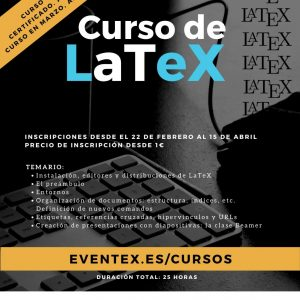 Curso de LaTeX EventEX